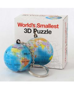 Worlds Smallest 3D Puzzle Globe