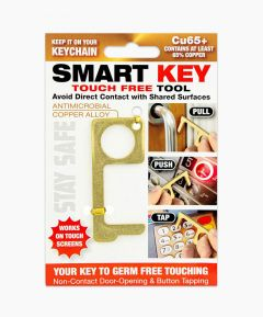 Copper Smart Key.