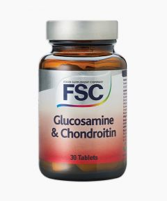Food Supplement Company Glucosamine And Chondroitin 30 Tablets