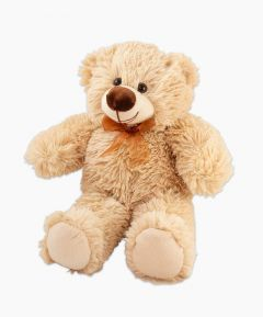 Sitting Teddy Bear (Beige)