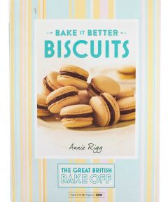 The Great British Bake Off - Biscuits