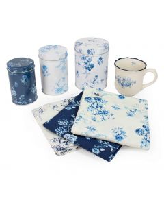 Country Kitchen 100% Cotton Tea Towels Set of 3