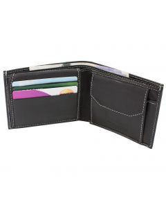 Mens Leather Wallet Classic
