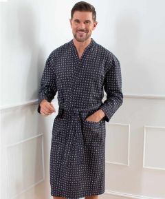 Men's Dressing Gown