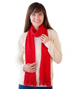 Ladies Soft Knit Scarf