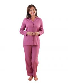 Ladies' Classic Satin Finish Pyjamas