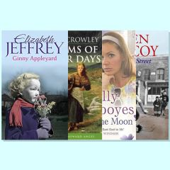 Fiction Book Collection - 4PK