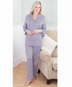 Ladies' Satin Style Pyjamas