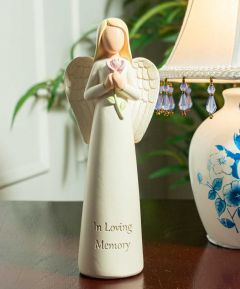 Angel Figurine - In Loving Memory
