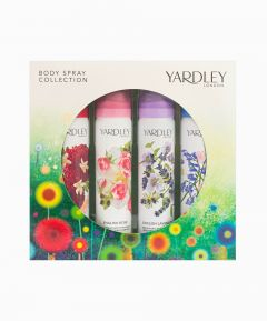 Yardley Luxury 4PC Gift Set