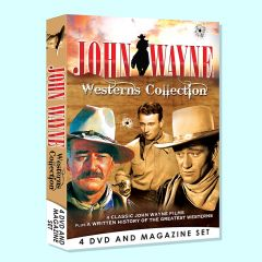 John Wayne Western Collection DVD Set