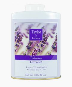 Taylor of London Talc - Lavender