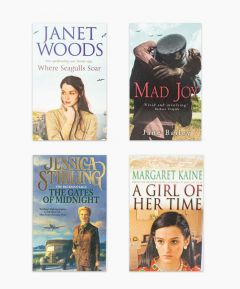 Fiction Book Collection - 4 Pack