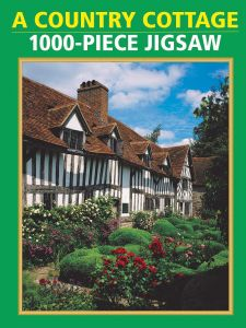 Jigsaw 1000pcs - A Country Cottage