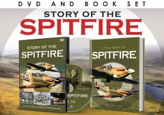 Story of the Spitfire DVD & Book Set