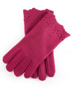 Ladies Pink Gloves