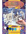 Painting By Numbers - Winter Wildlife - Twinpack