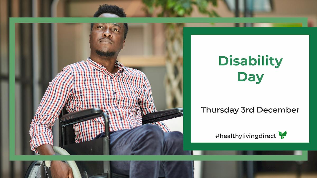 International Day of Persons with Disabilities 2020 Blog.