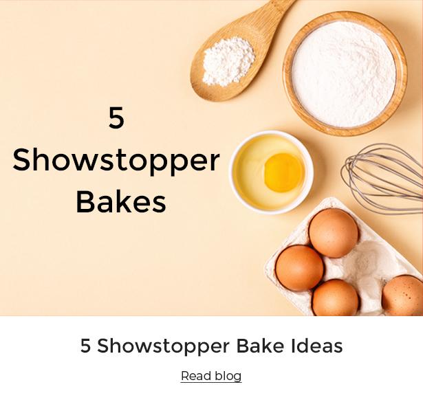 Baking stuff.
