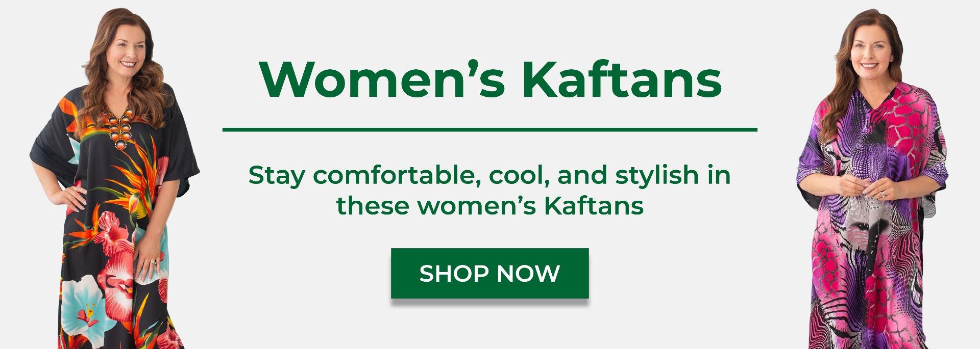 Shop Kaftans