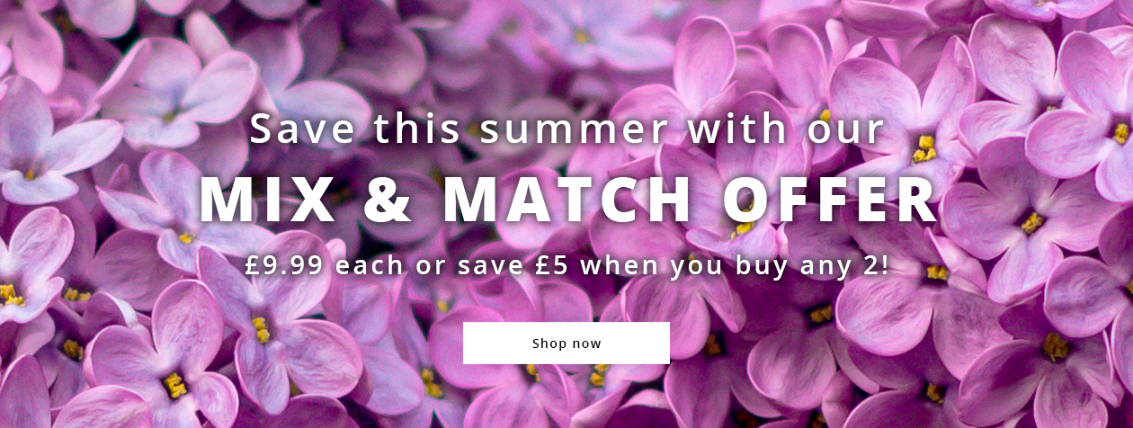 Shop for all your summer mix and match deals on Healthy Living Direct