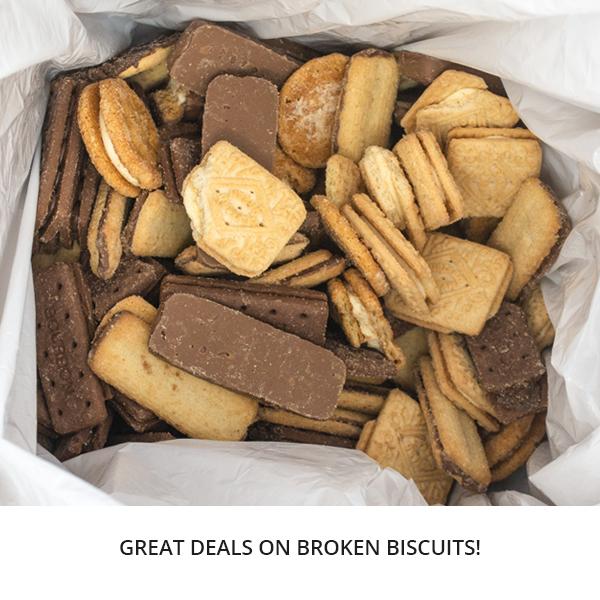 Broken Biscuits!